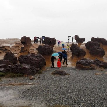 Day Trips from Taipei - Yehliu Geopark
