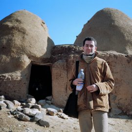 Ancient mud houses