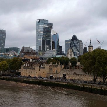 London 4 day itinerary - the Tower of London