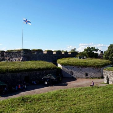 Sea Fortress Suomenlinna