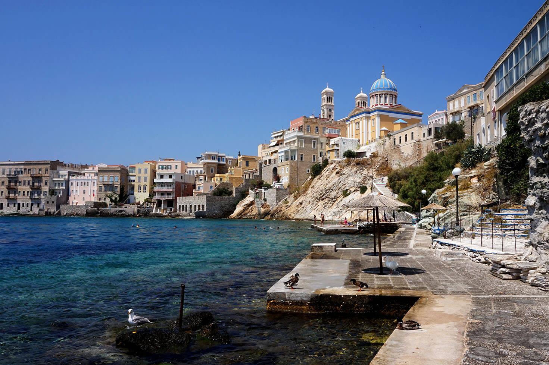 visitar Grecia ahora - en 2021