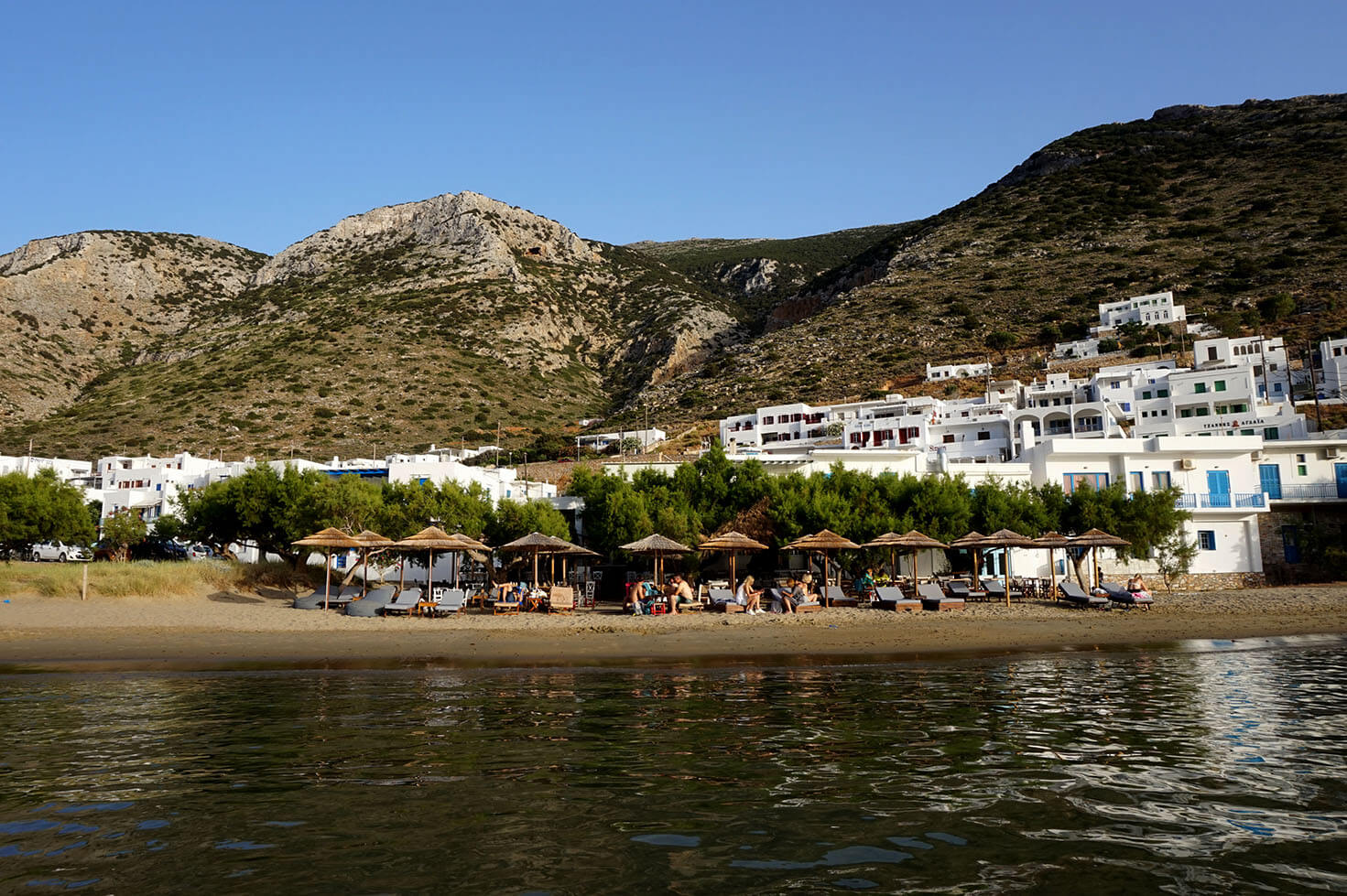 Other beaches in Sifnos