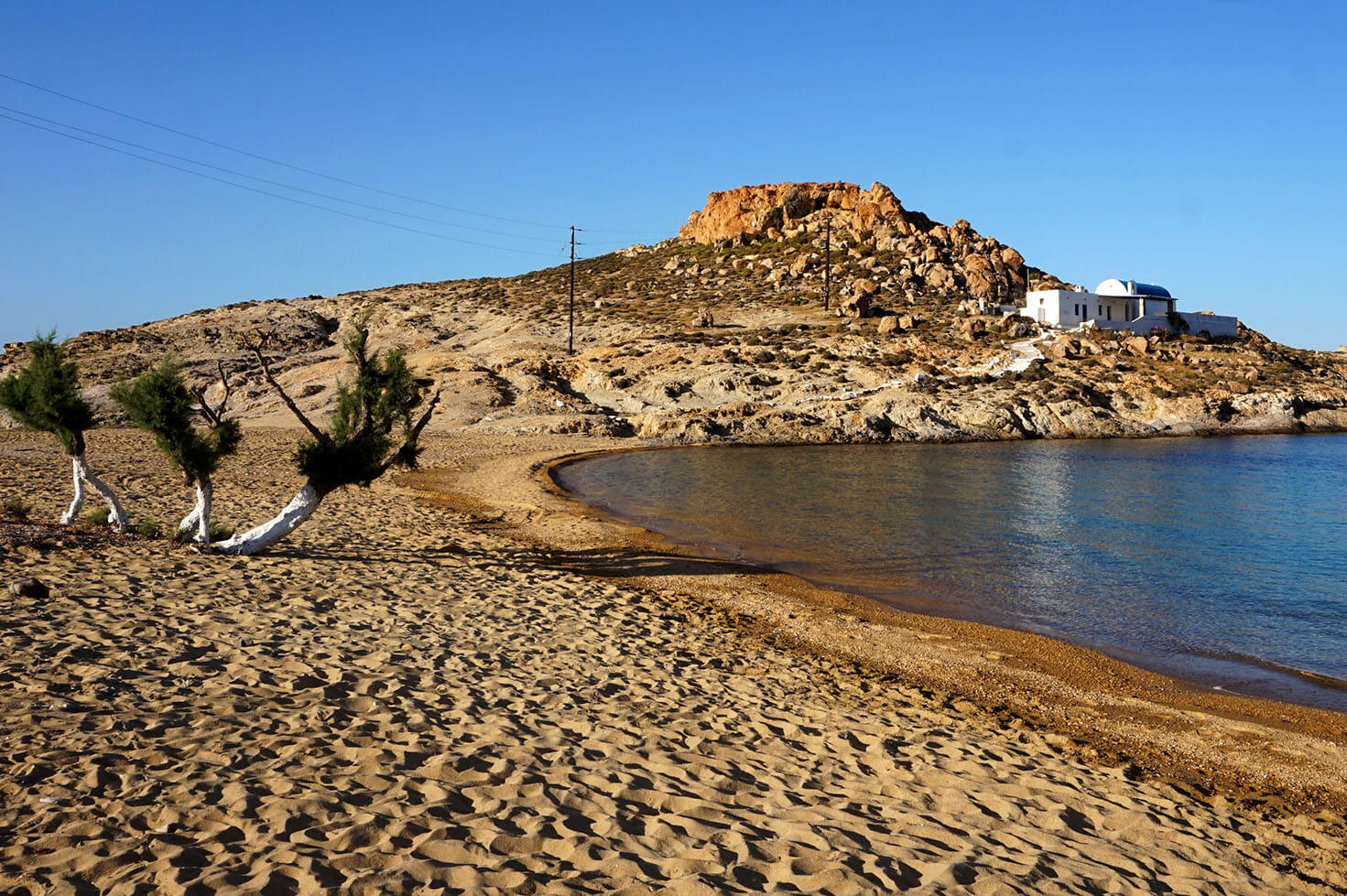 Other beaches in Serifos