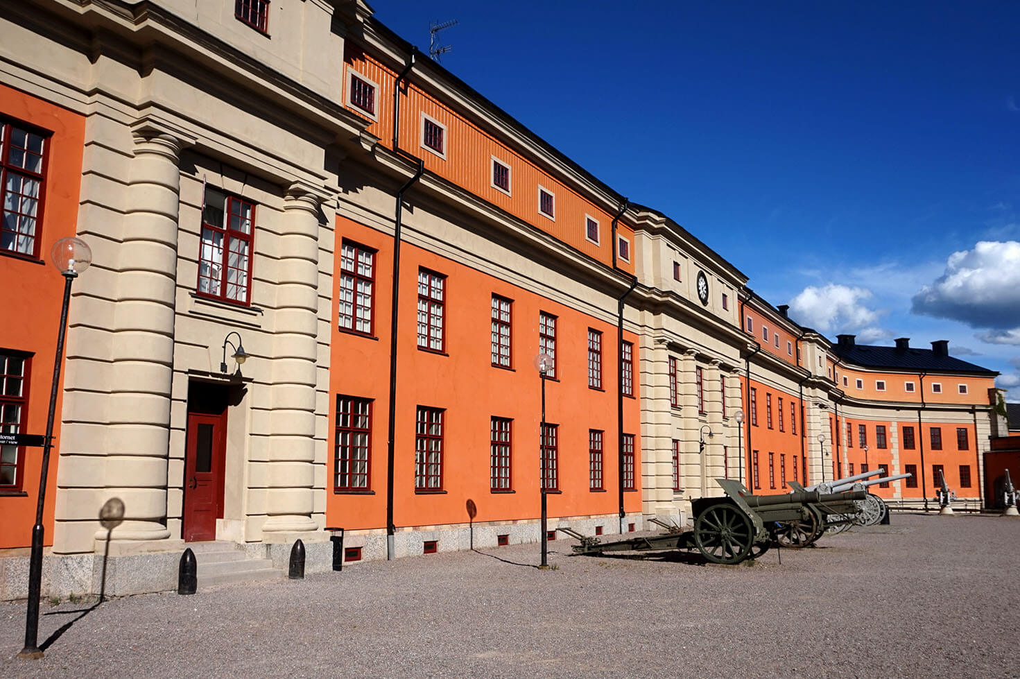 Vaxholm fortress museum