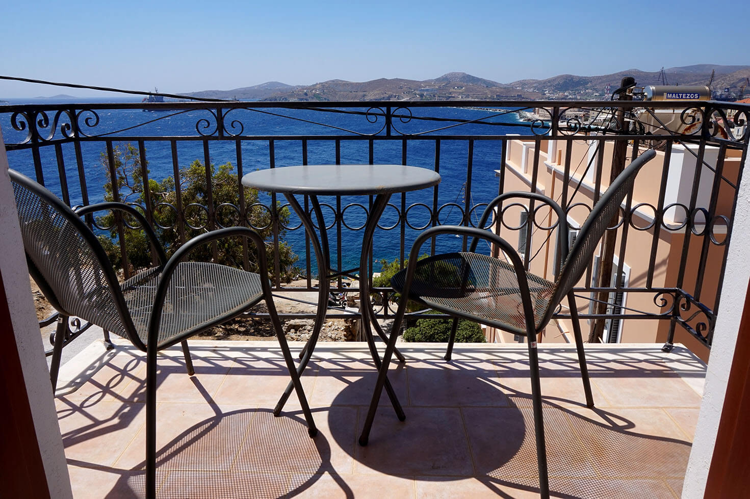 Where to Stay in Syros
