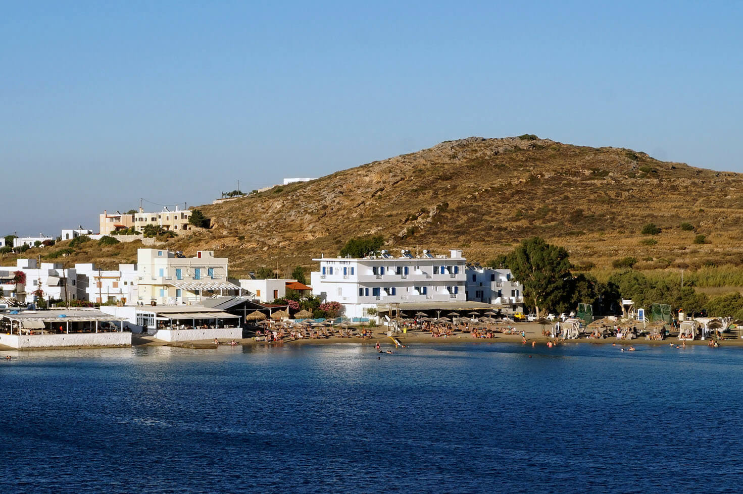 Beach hotels in Syros