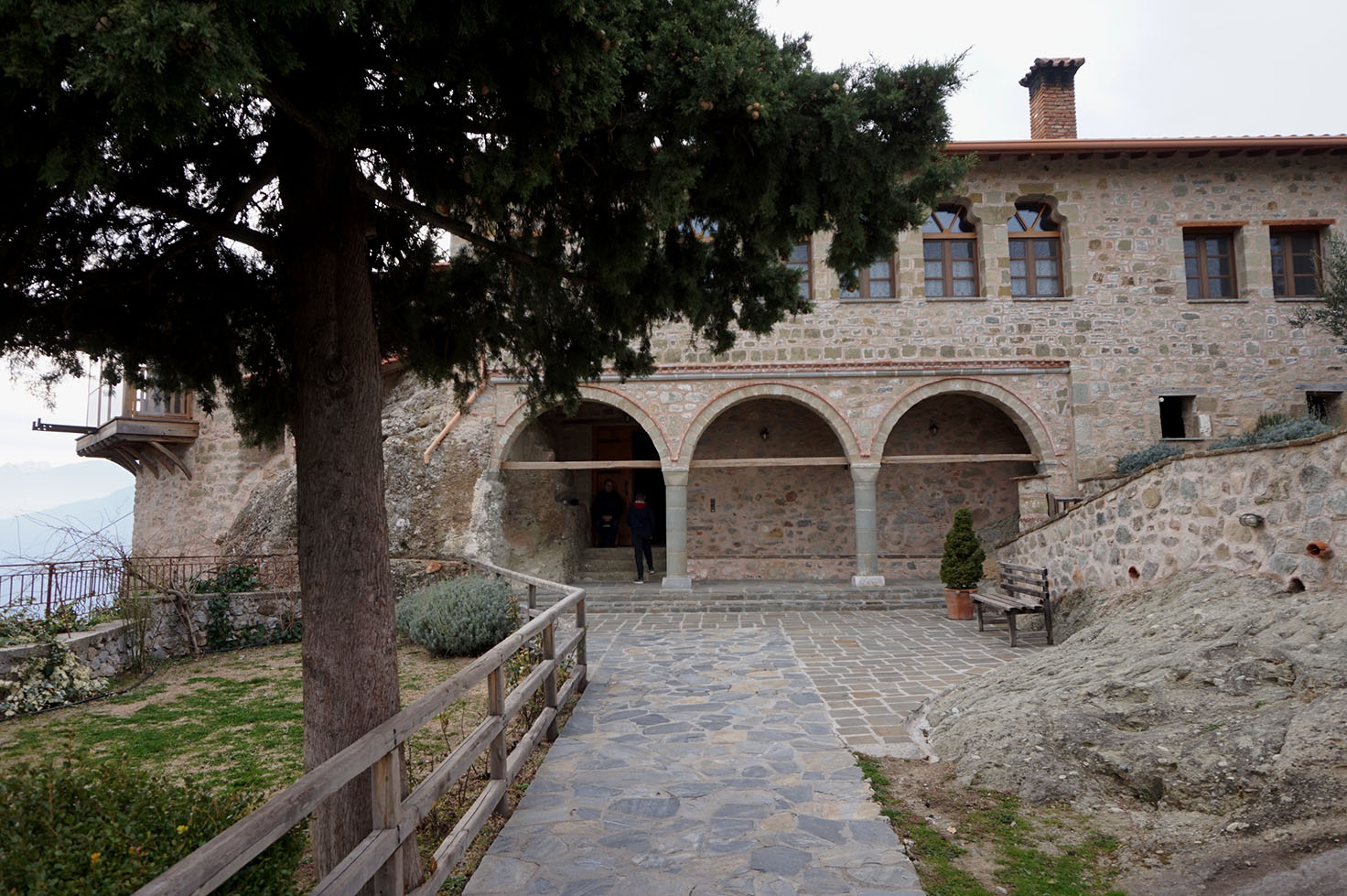 Monastery of St Stephen