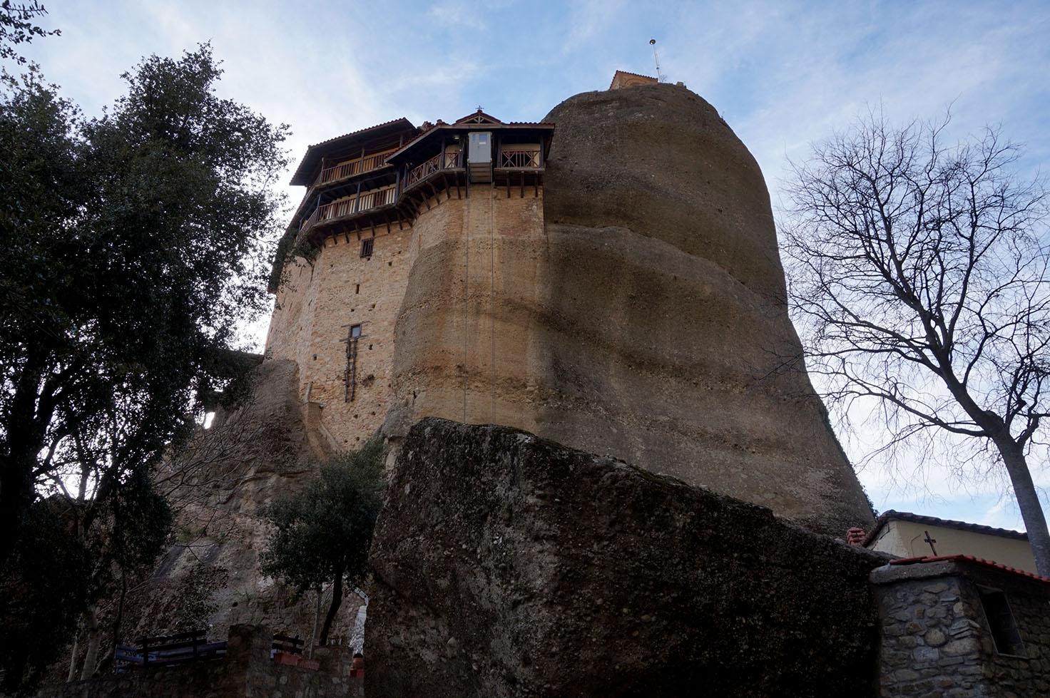 St. Nicholas Anapafsas Monastery