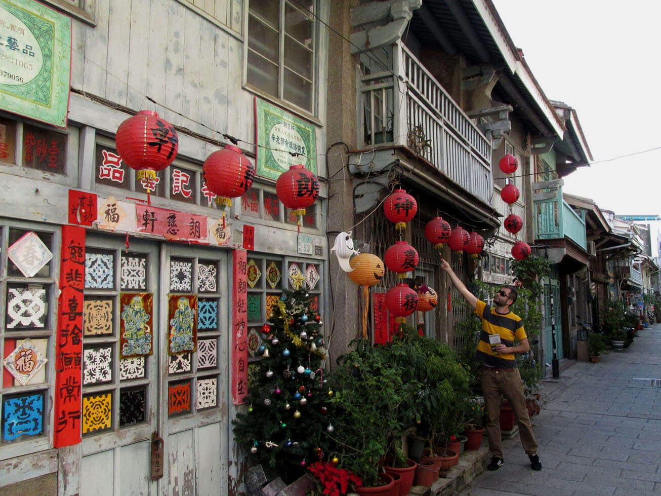 Places to visit in Tainan Taiwan