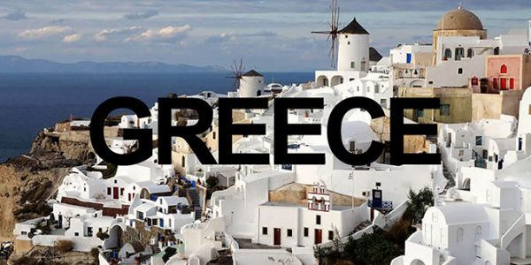Greece homepage
