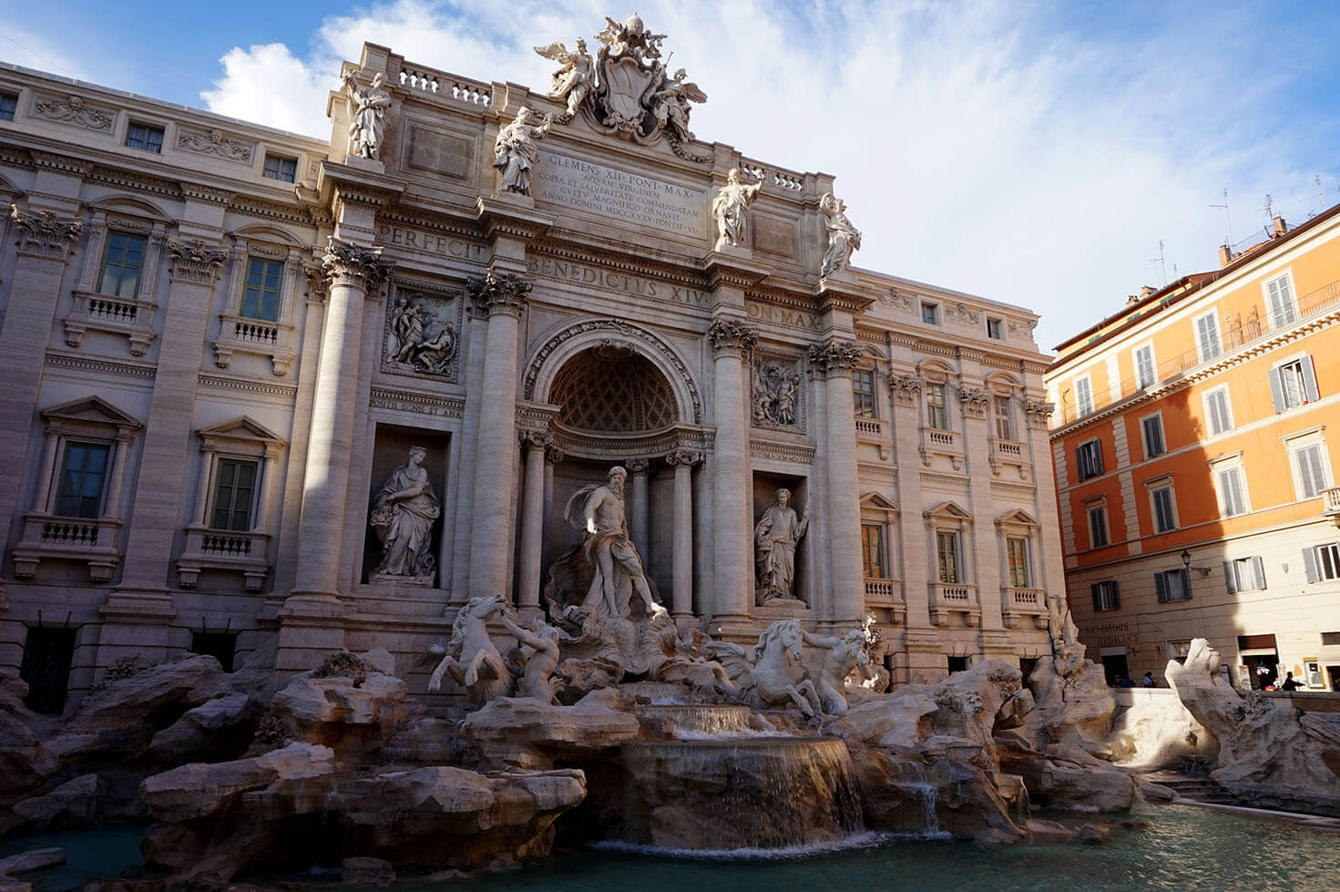Rome Travel Guide - Fontana di Trevi