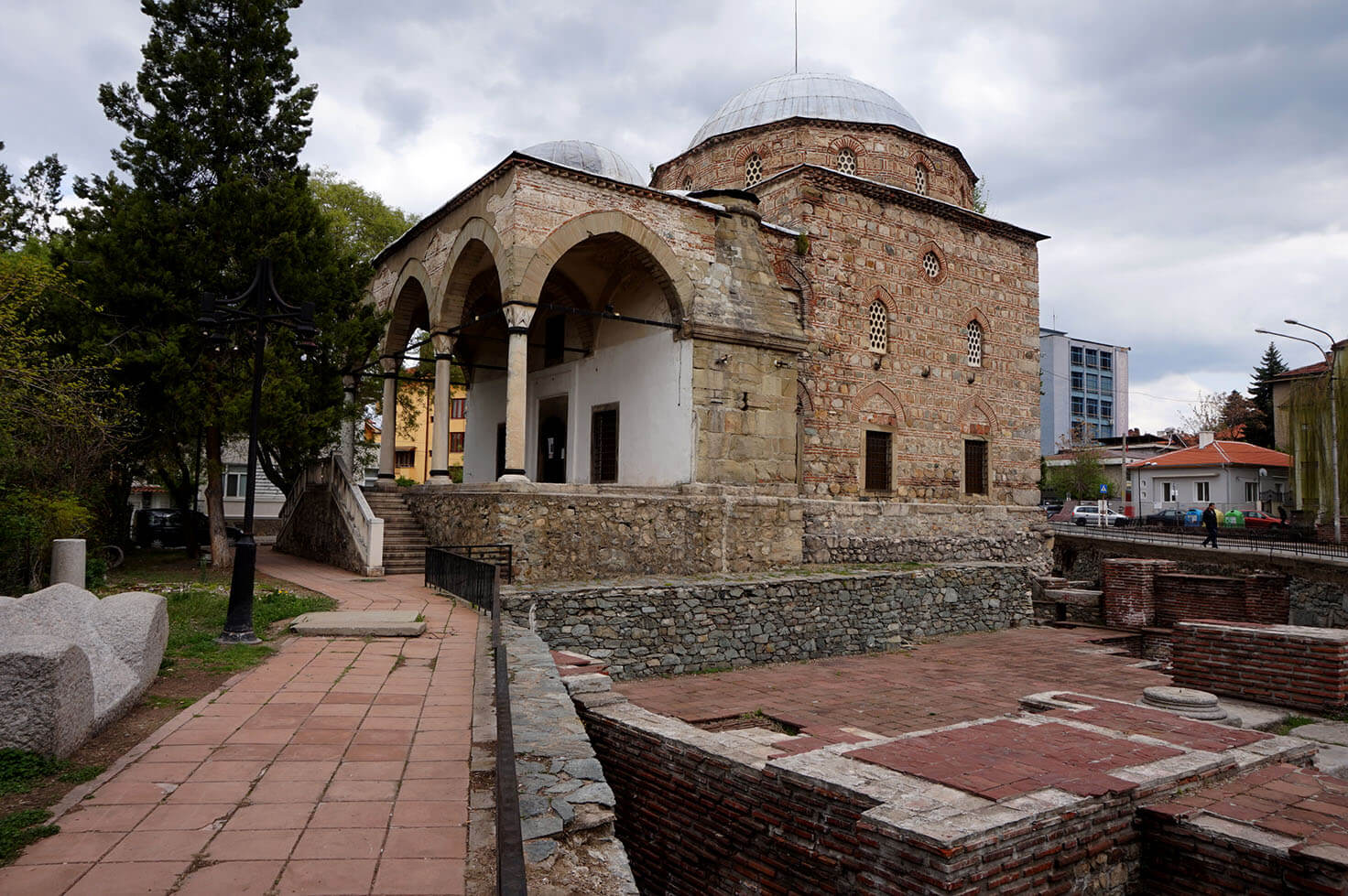 Ahmed Bey Mosque