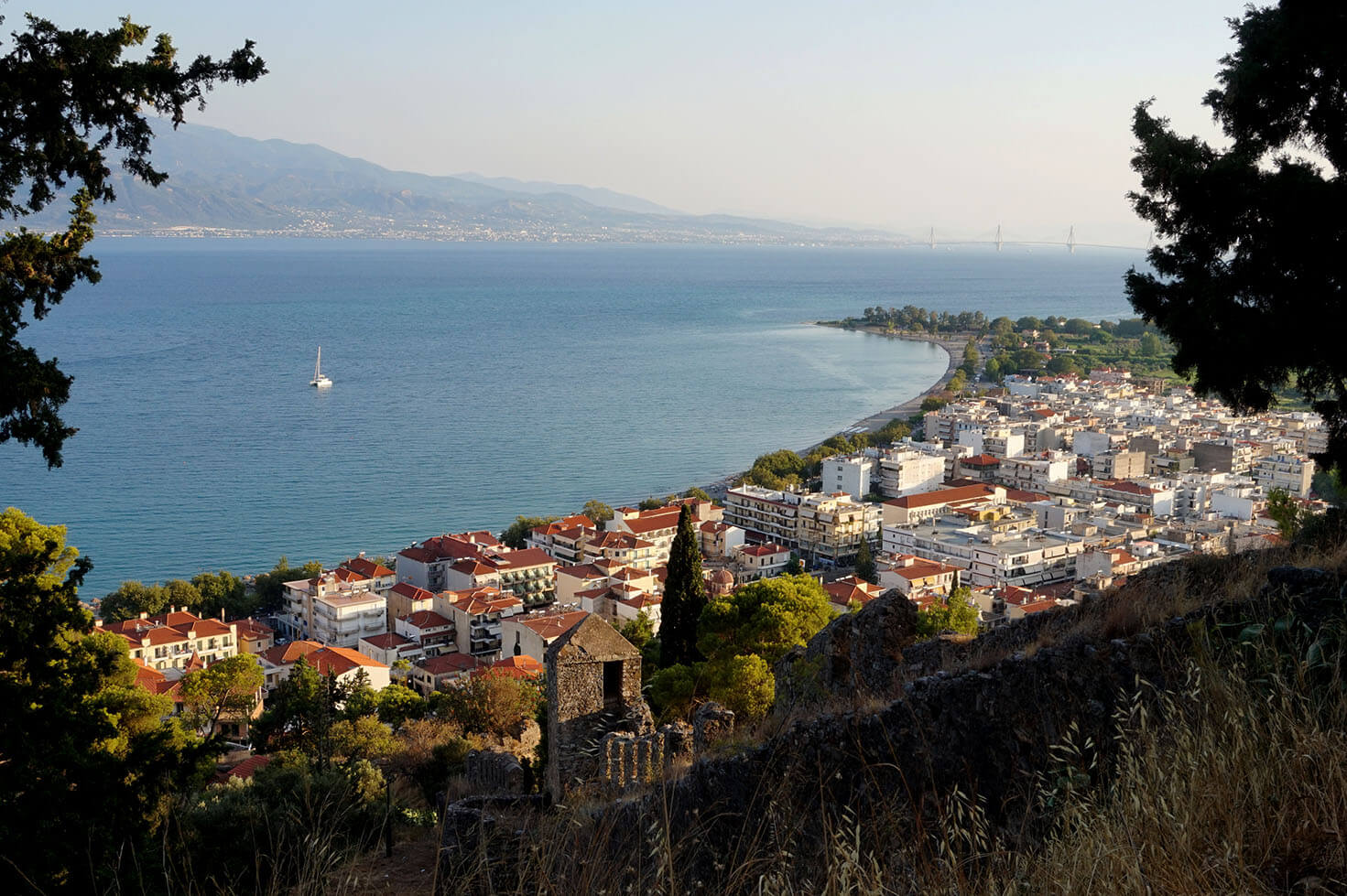 Venetian Castle of Nafpaktos