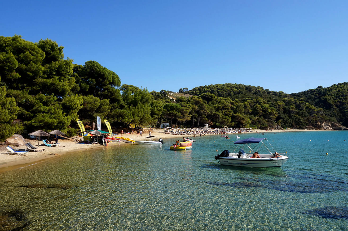 Where to Stay in Skiathos Island