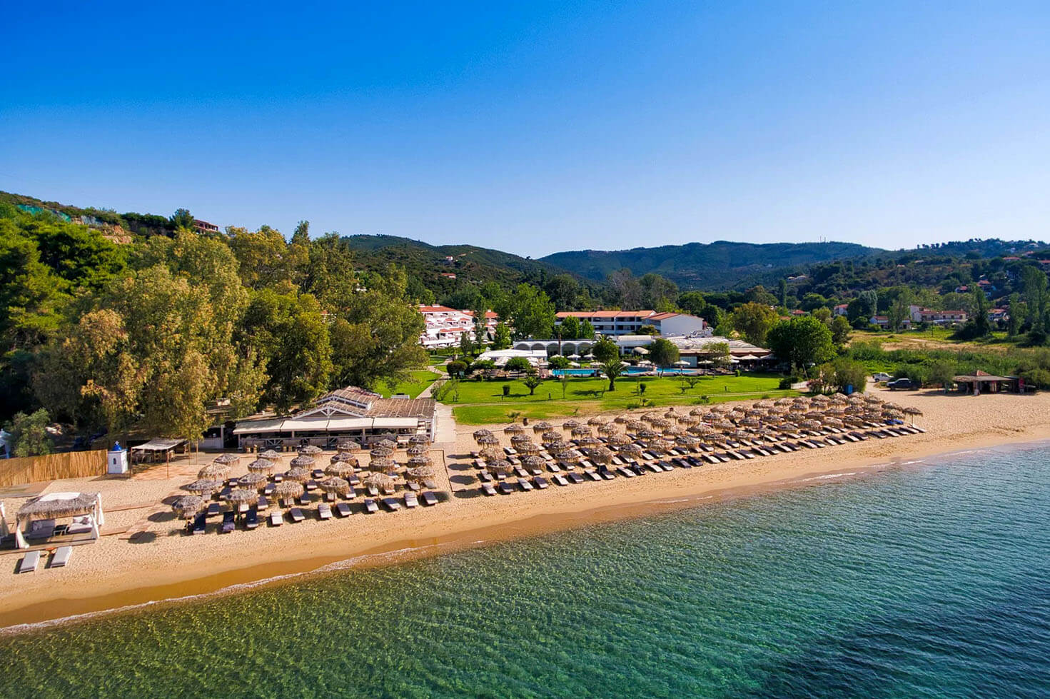 Hotels in Agia Paraskevi