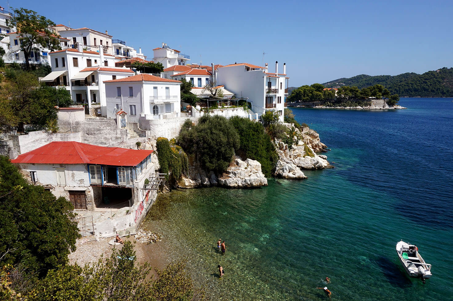Best Places to Stay in Skiathos