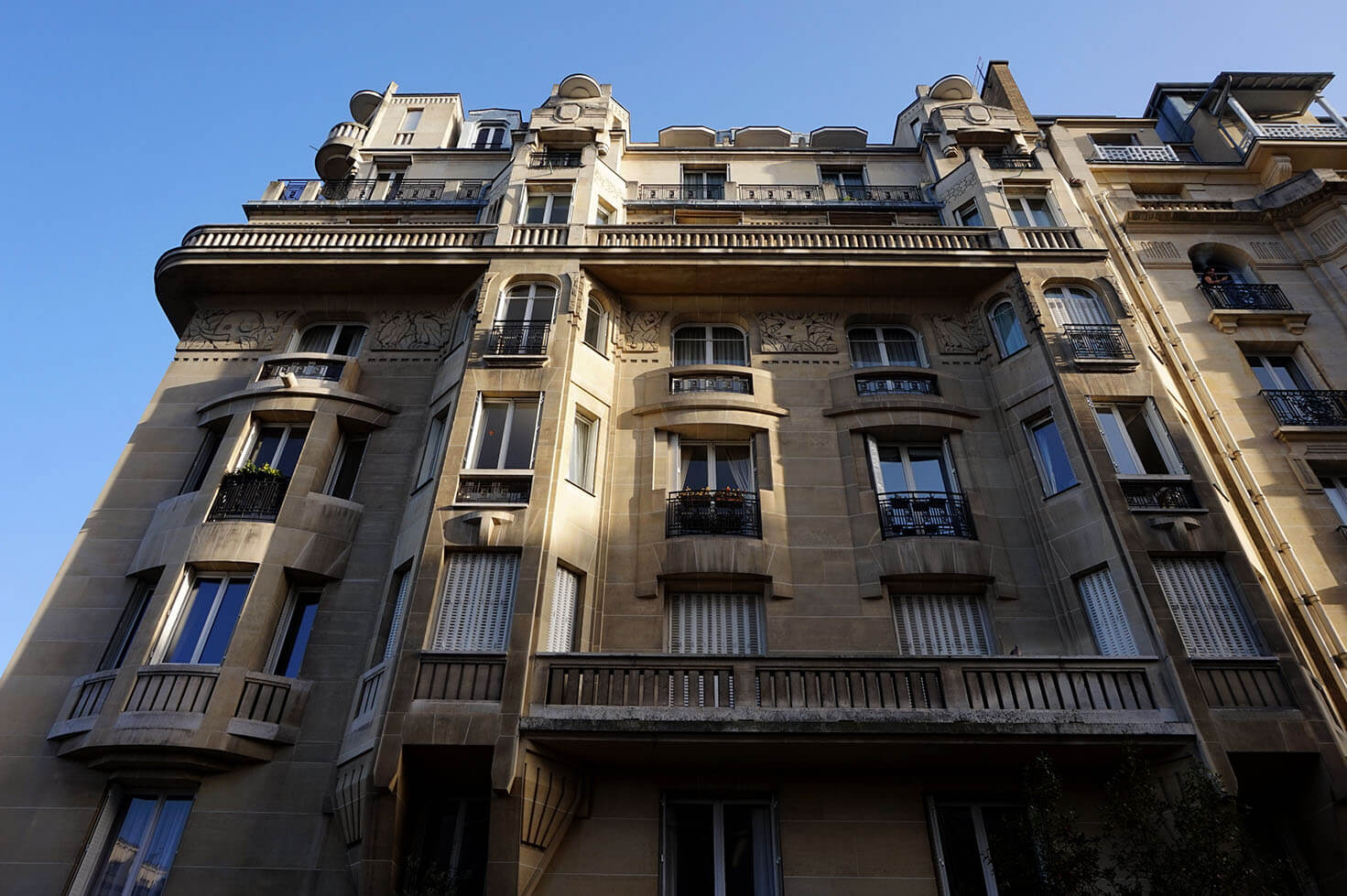 Art Deco Architecture in Paris