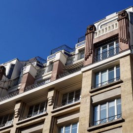 Art Deco in Architecture - Characteristics