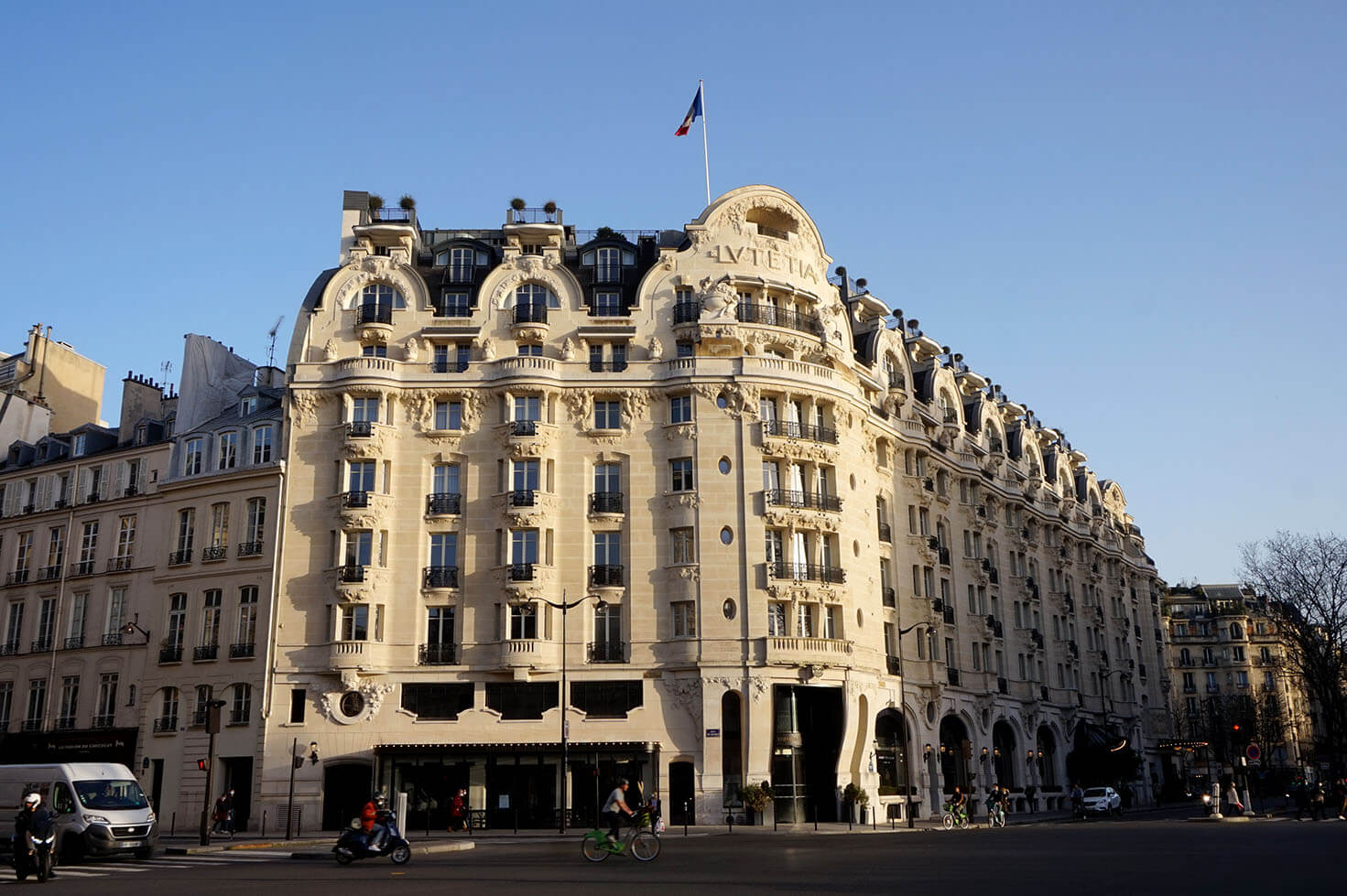 Art Deco Hotel in Paris - Lutetia
