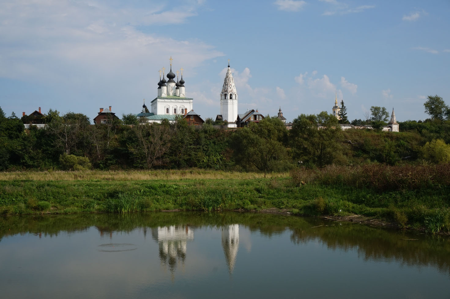 Alexandrovsky Convent in Suzdal