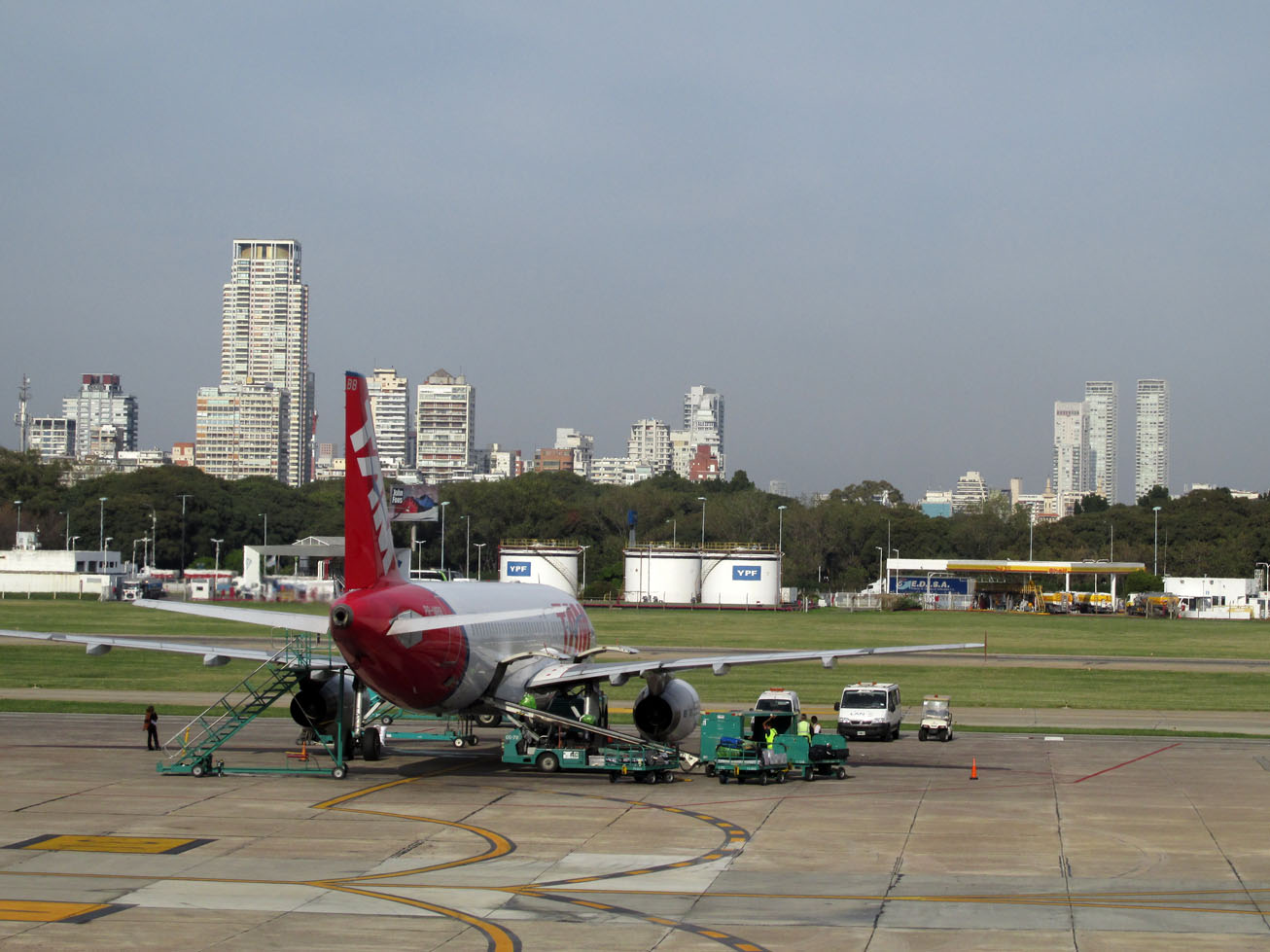 Buenos Aires City Airport