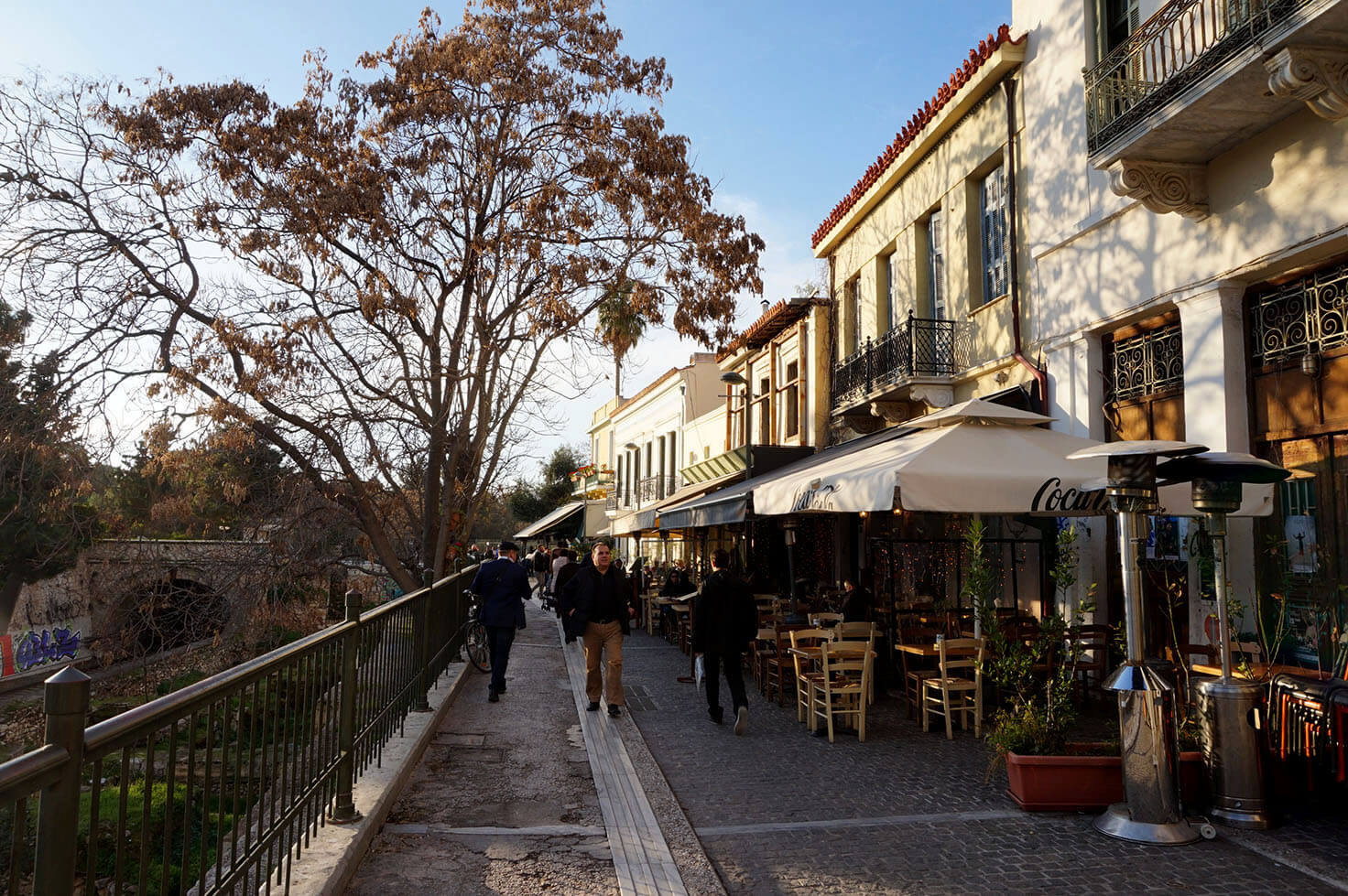 Athens Hotels and Neighborhoods
