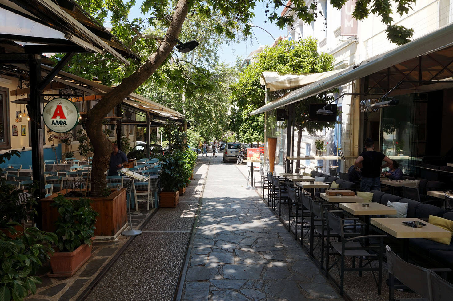 Athens Places to Stay