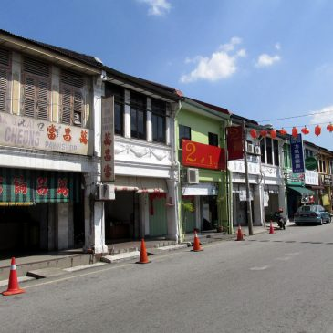 Heritage cities of Southeast Asia