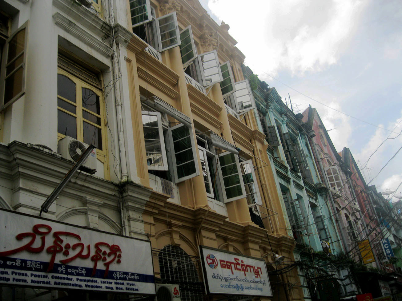 Cities in Southeast Asia with Historic Architecture