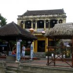 Traditional architecture in Hoi An