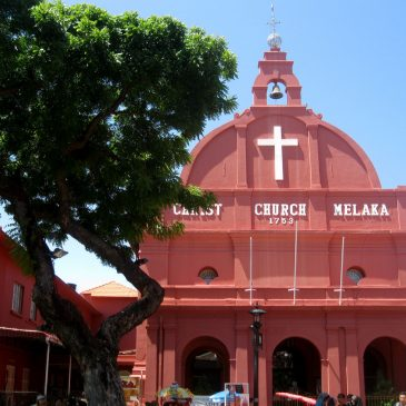 Malacca City - Christ Church