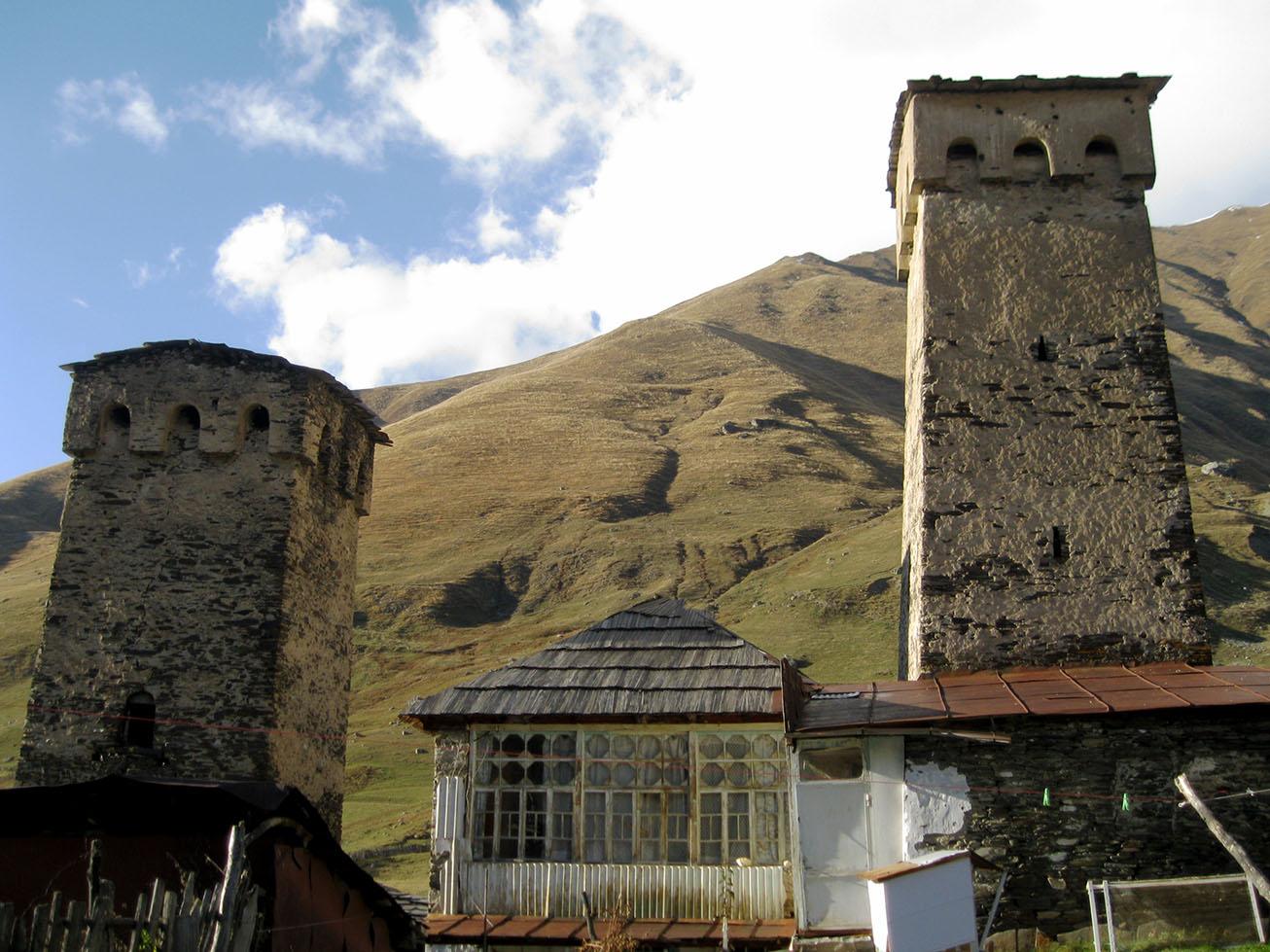 House in Ushguli