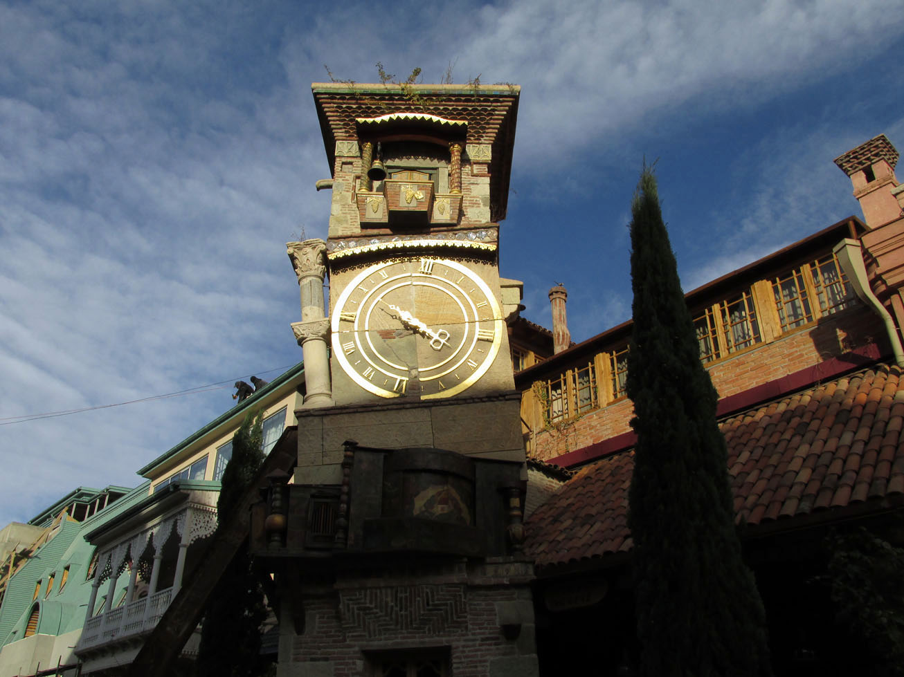 Tbilisi's puppet theater