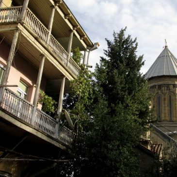Sioni church in the Old Town