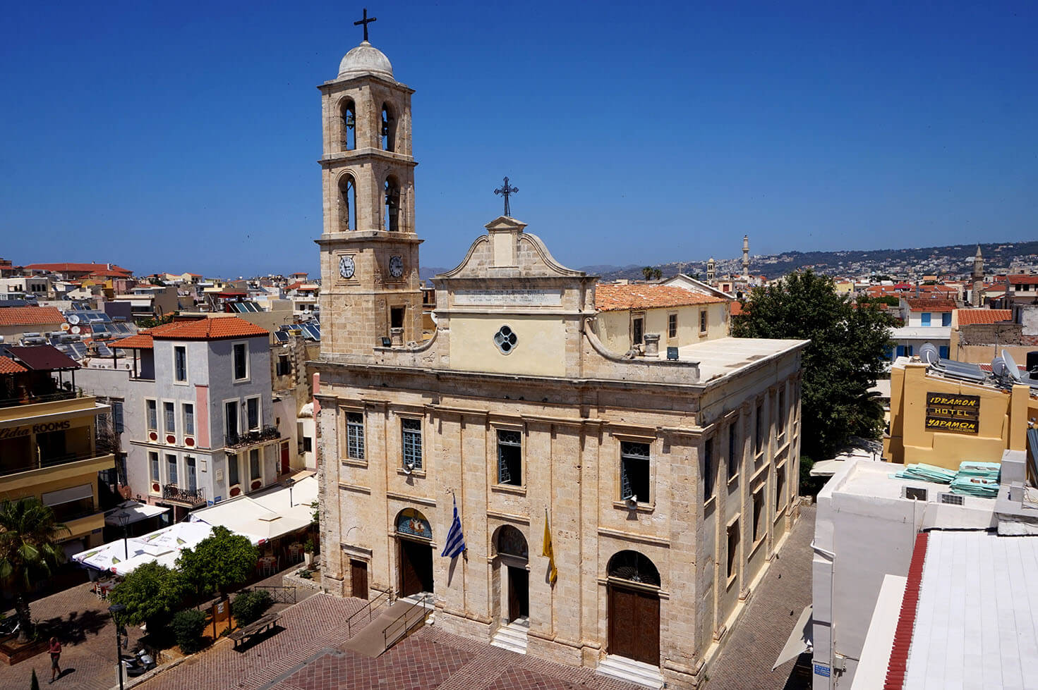 Chania Sights - The Cathedral