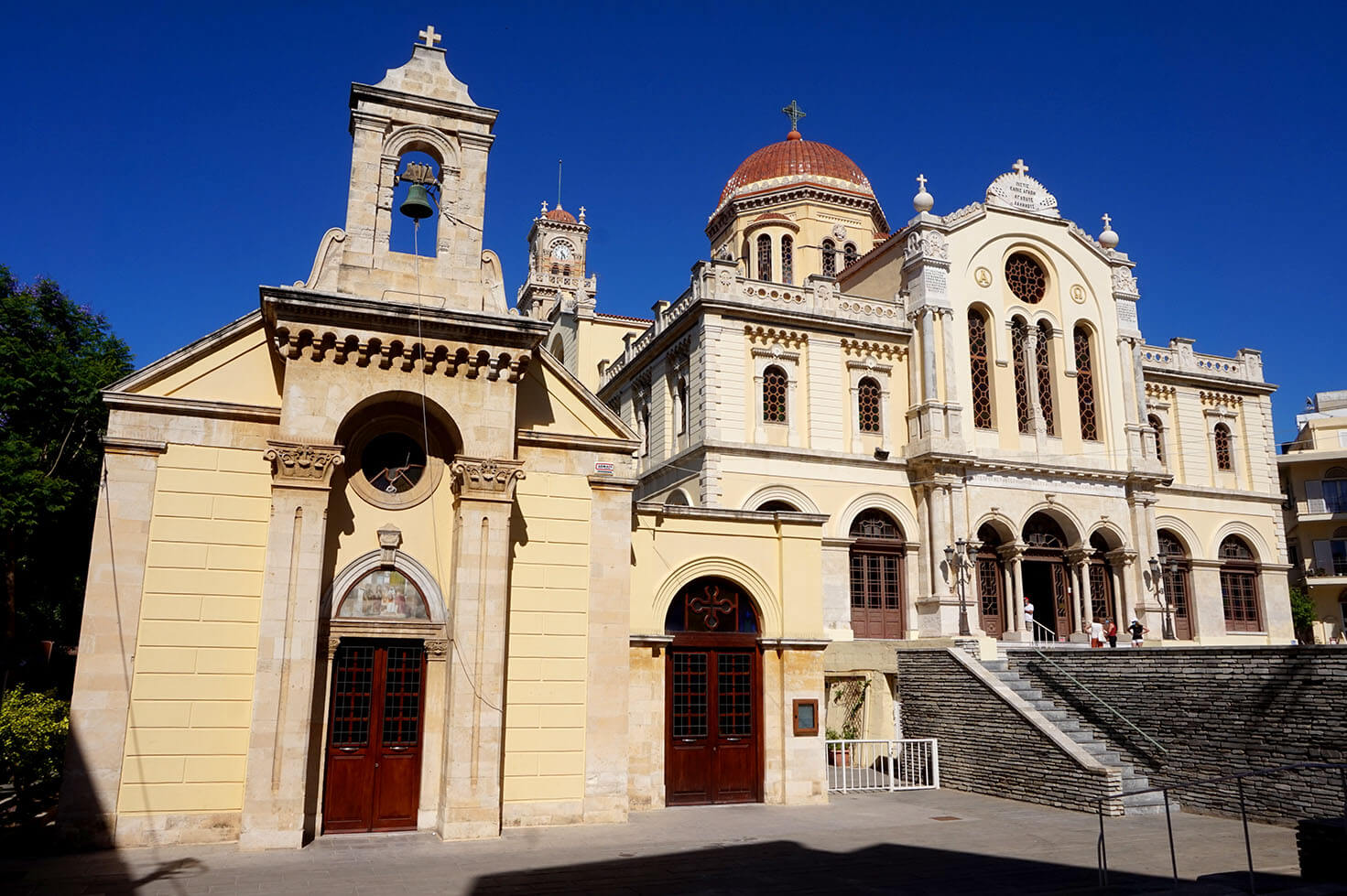 Heraklion Sights - The Cathedral