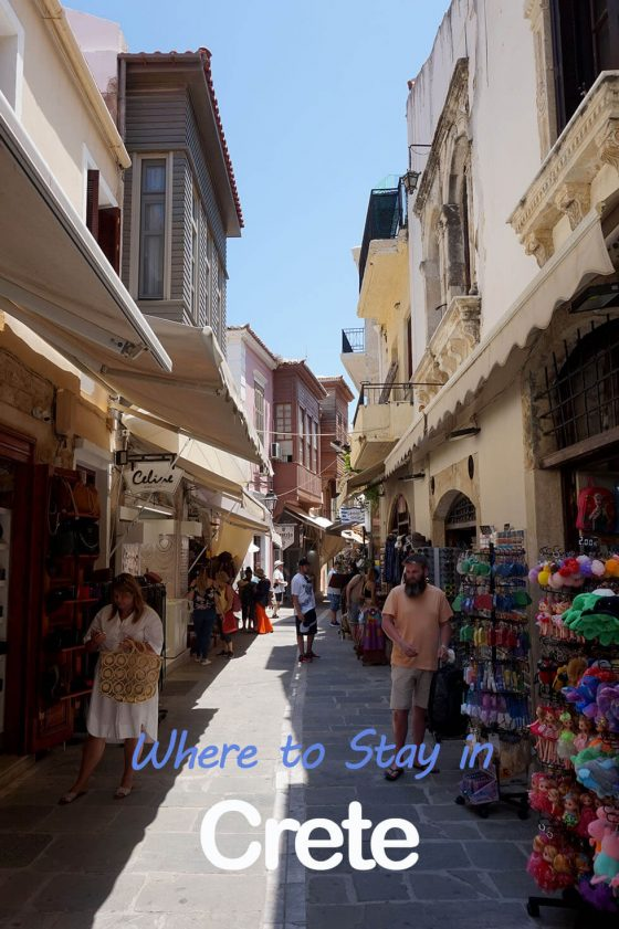 Where to Stay in Crete - Rethymno