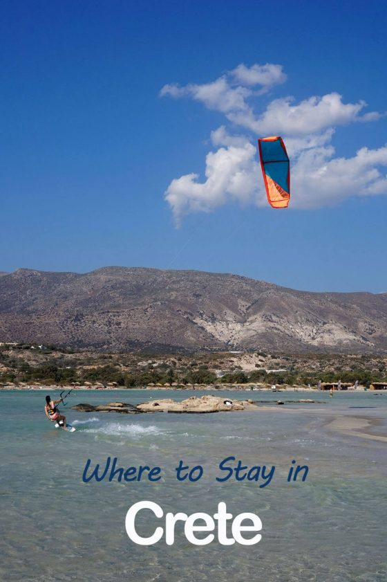 Where to Stay in Crete - Elafonisi