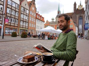 About me - Gdansk