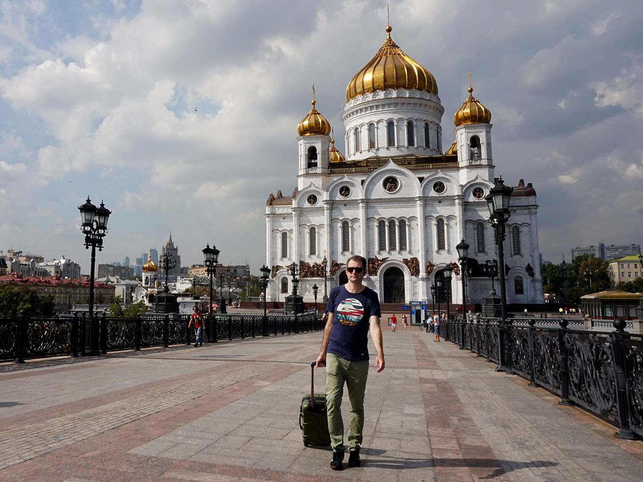 About me - Moscow