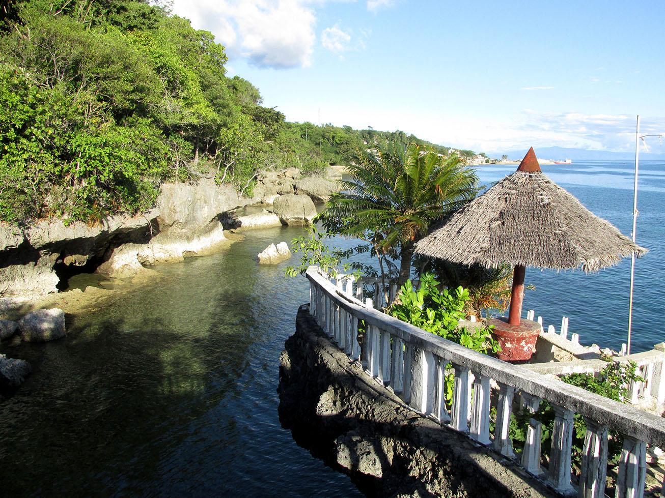 Buho Rock on Poro Island