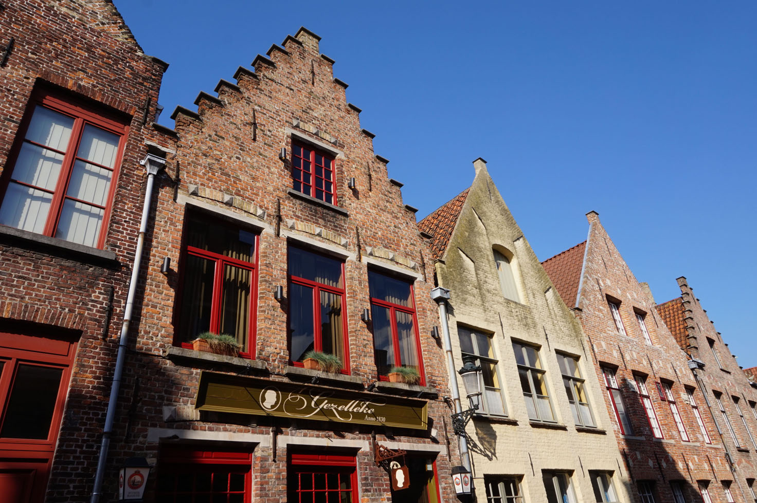 Cities of the Hanseatic League Bruges
