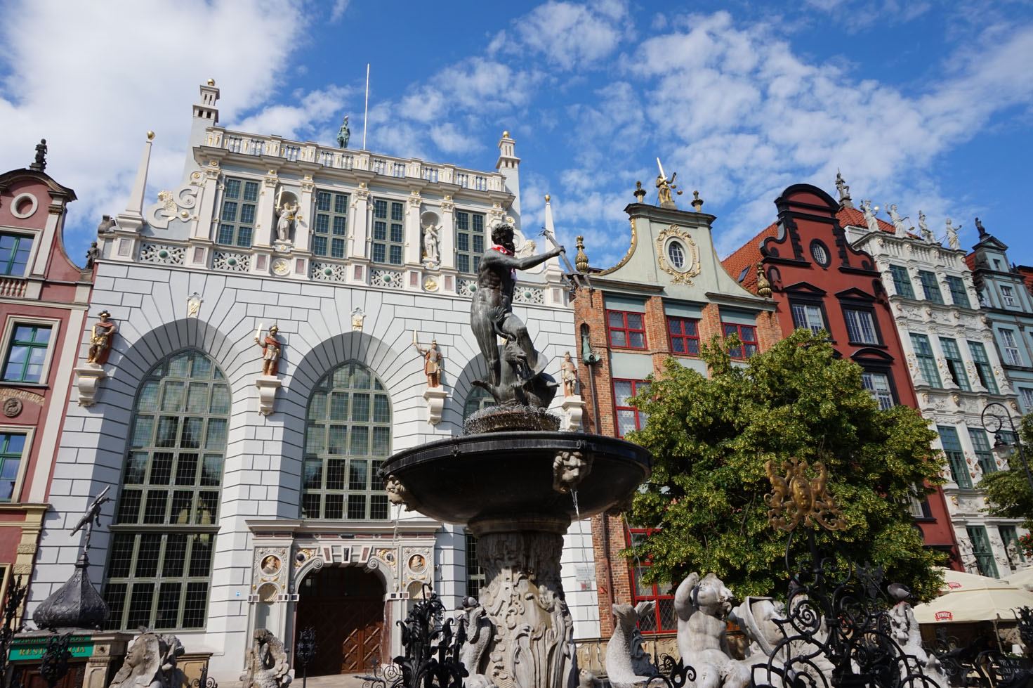 Cities of the Hanseatic League Gdansk