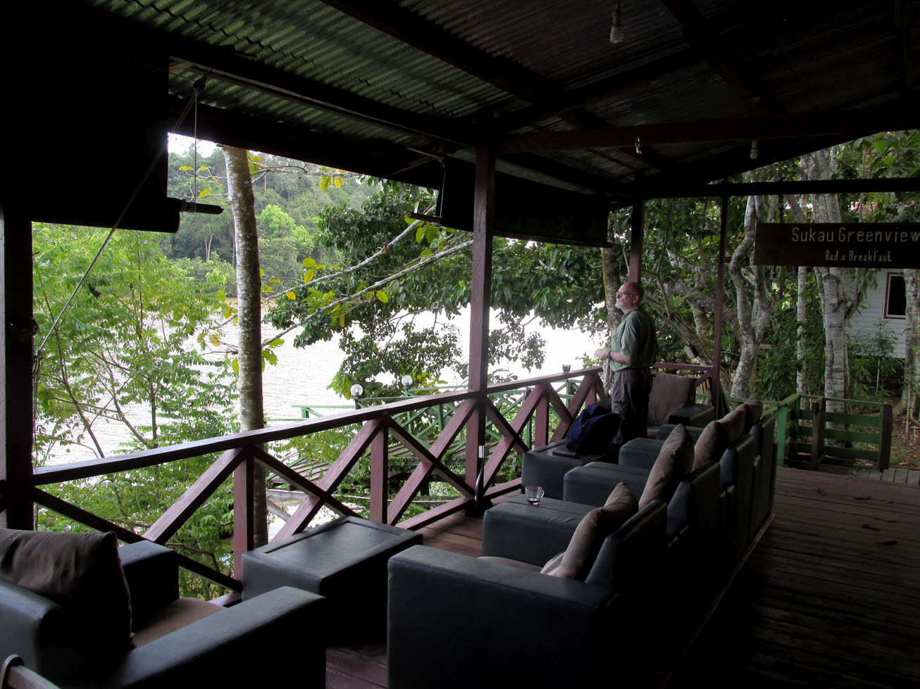 Our Hotel in Sukau Greenview Bed & Breakfast