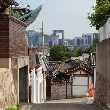 Views from Bukchon