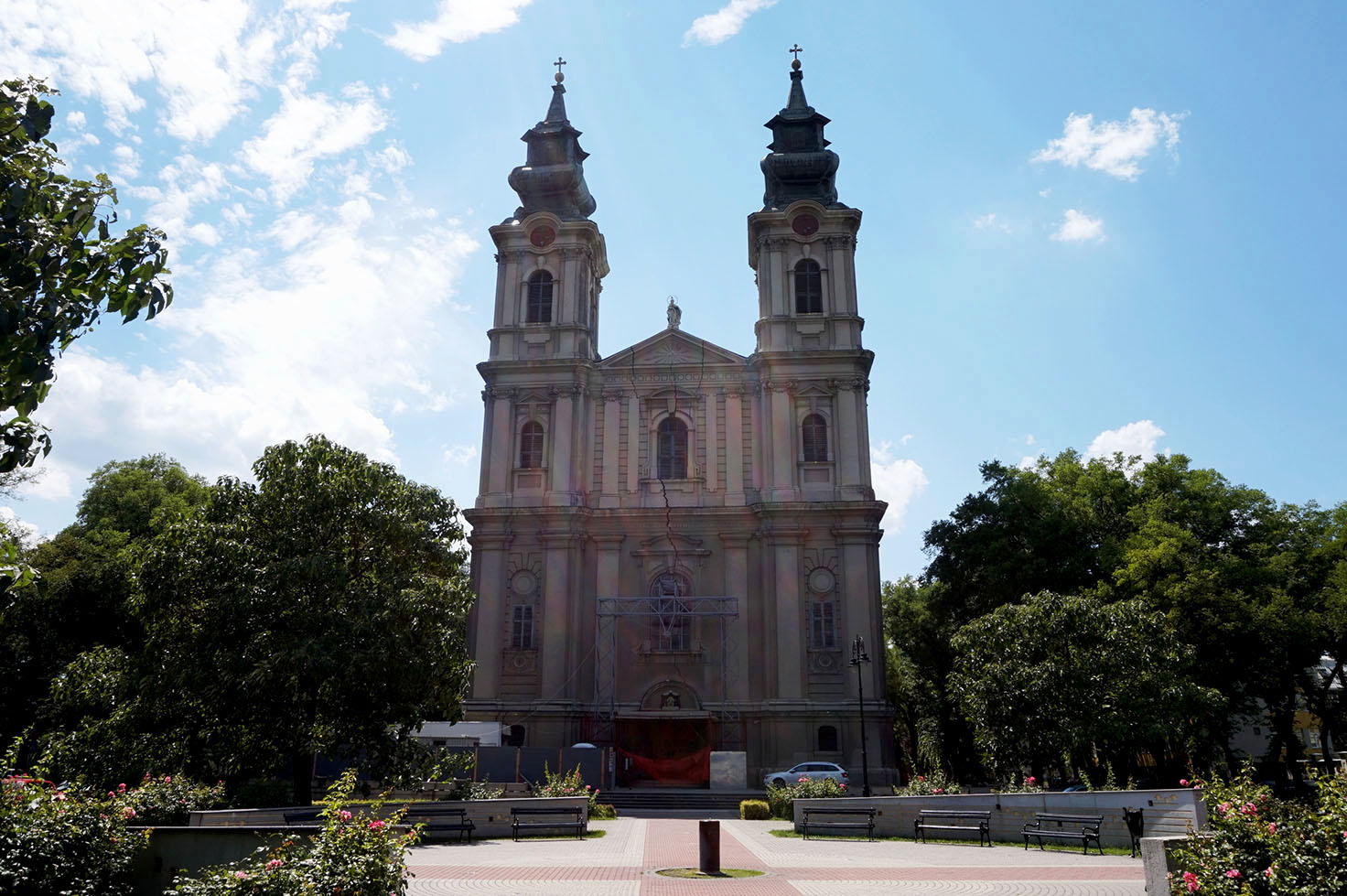Subotica Cathedral