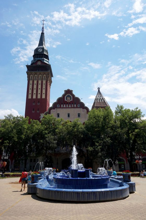Subotica Town Hall