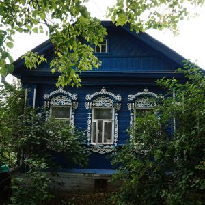 House in Suzdal