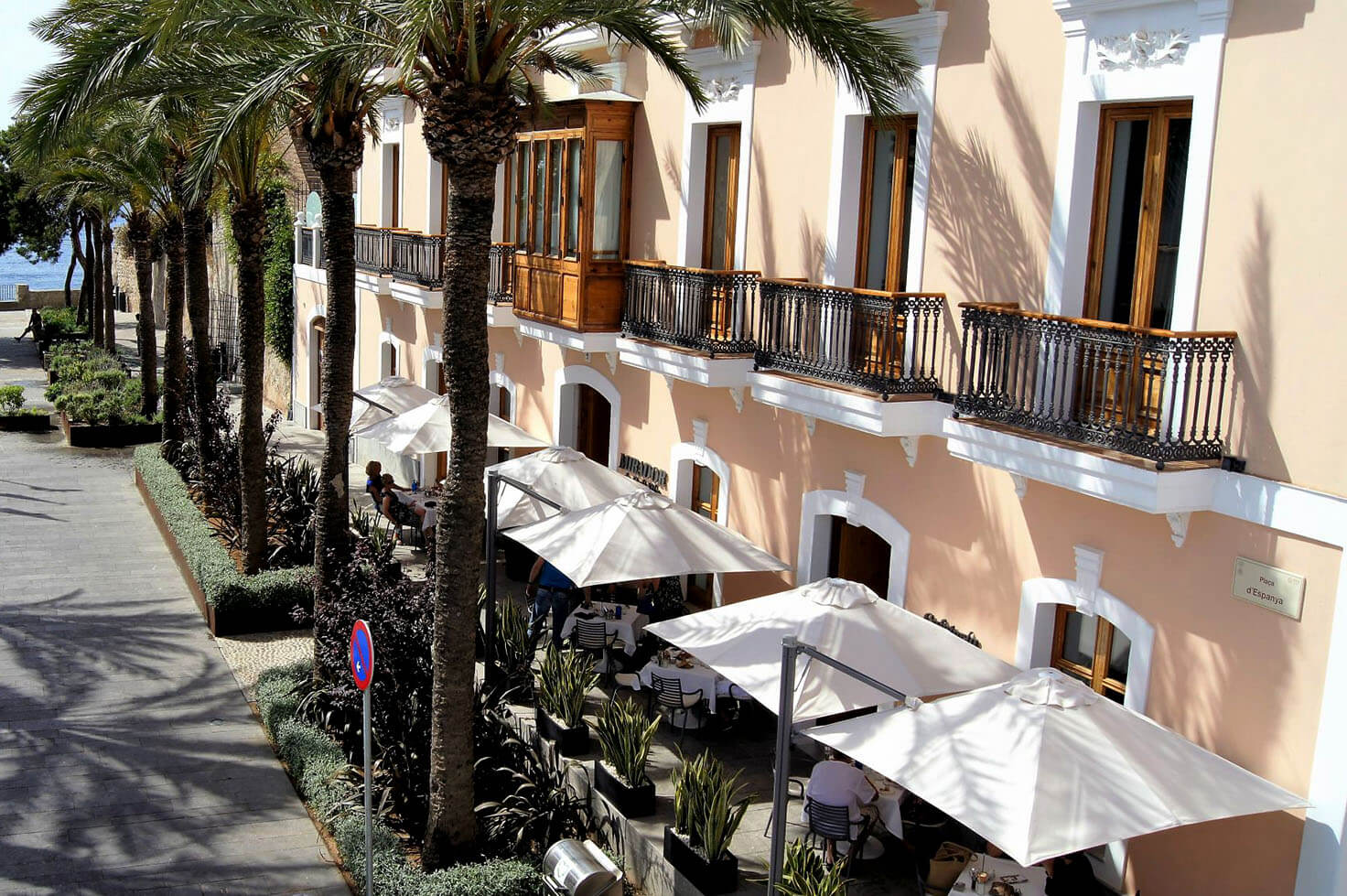 Hotels in Ibiza Old Town