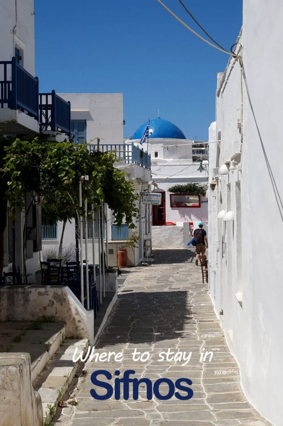 Best Hotels in Sifnos A